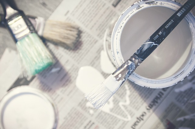 paint cans for home improvement